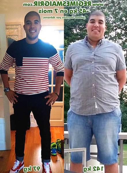 n'arrive plus a perdre du poids