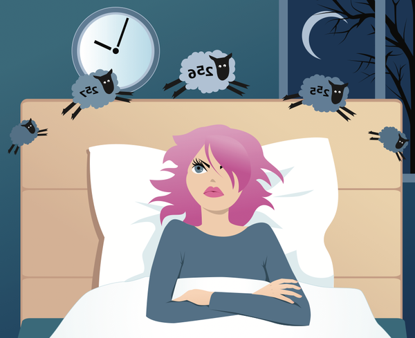 insomnie dendormissement